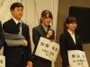 5月13日 入部式と創部60周年記念祝賀会