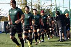 11月11日 vs一橋大学②