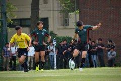 4月21日 セブンズ予選vs東京大学