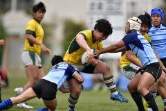 4月14日 vs国際武道大学