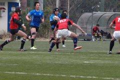 4.1 VS慶應大学BYB